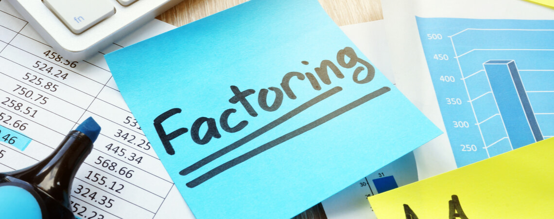 Factoring-Symbolbild