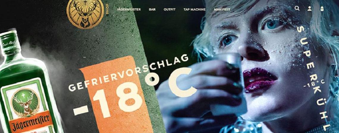 Jägermeister Website