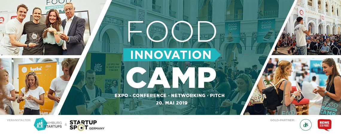 Banner Food Innovation Camp 2019