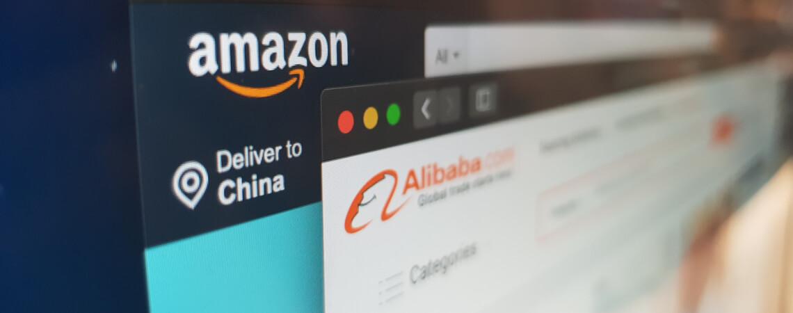 Amazon-/Alibaba-Tabs