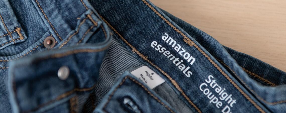 Jeans von Amazon Essentials