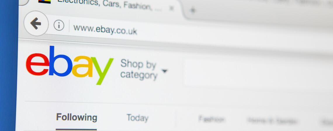 Ebay-Screenshot