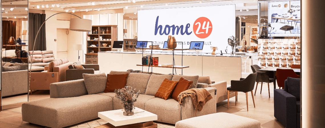 Home24 Gechäft
