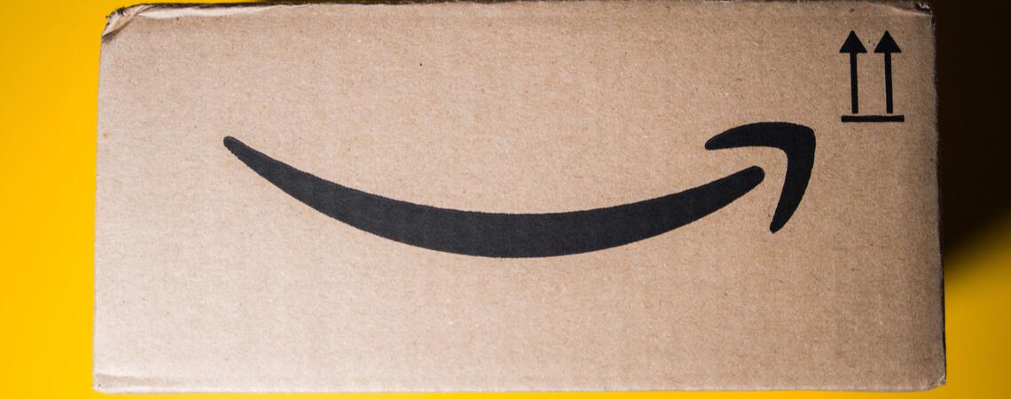 Amazon-Lächeln