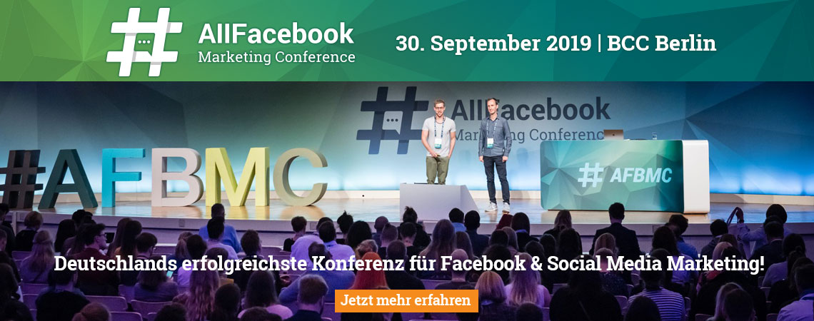 All Facebook Marketing Conference