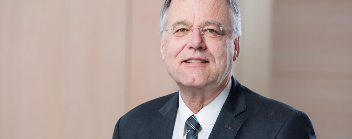 Bafin-Exekutivdirekter Raimund Röseler