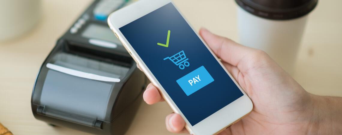 Bezahlung per Handy