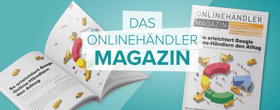Onlinehändler Magazin Q4/2019