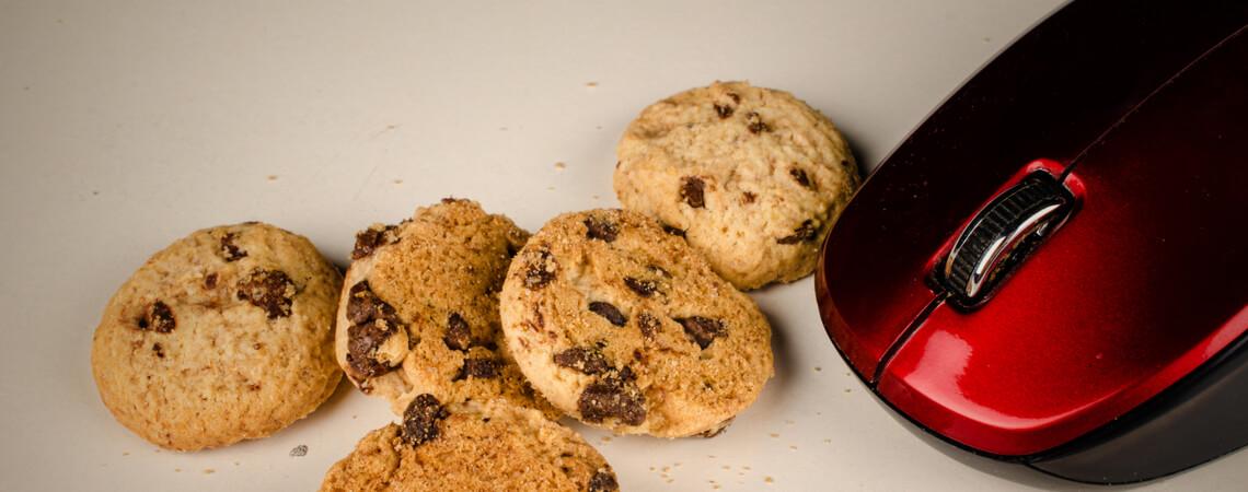 Cookies und PC-Maus