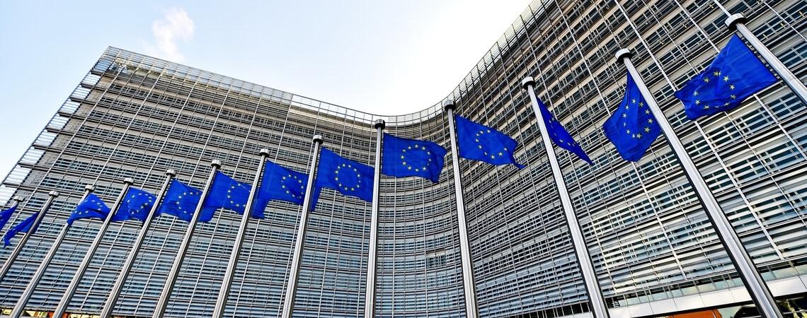 Hauptsitz der EU-Kommission