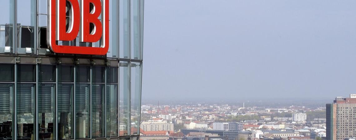 Firmensitz der Deutschen Bahn in Berlin
