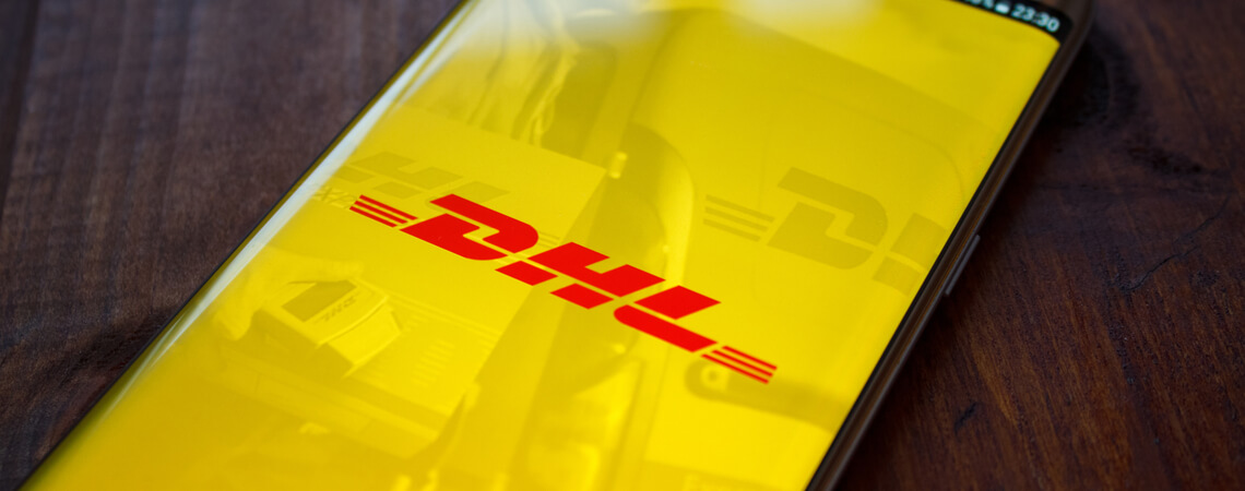 DHL Smartphone