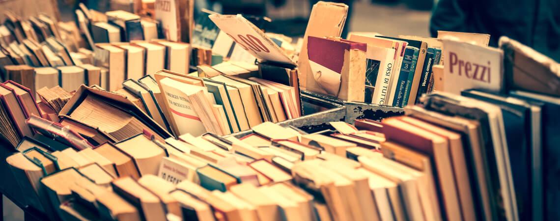 Second Hand Bücher