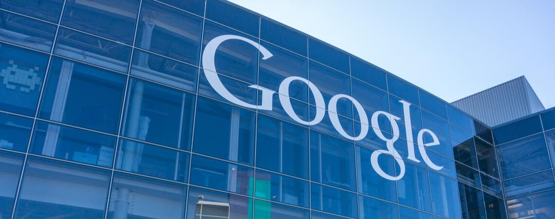 Google-Hauptquartier Mountain View