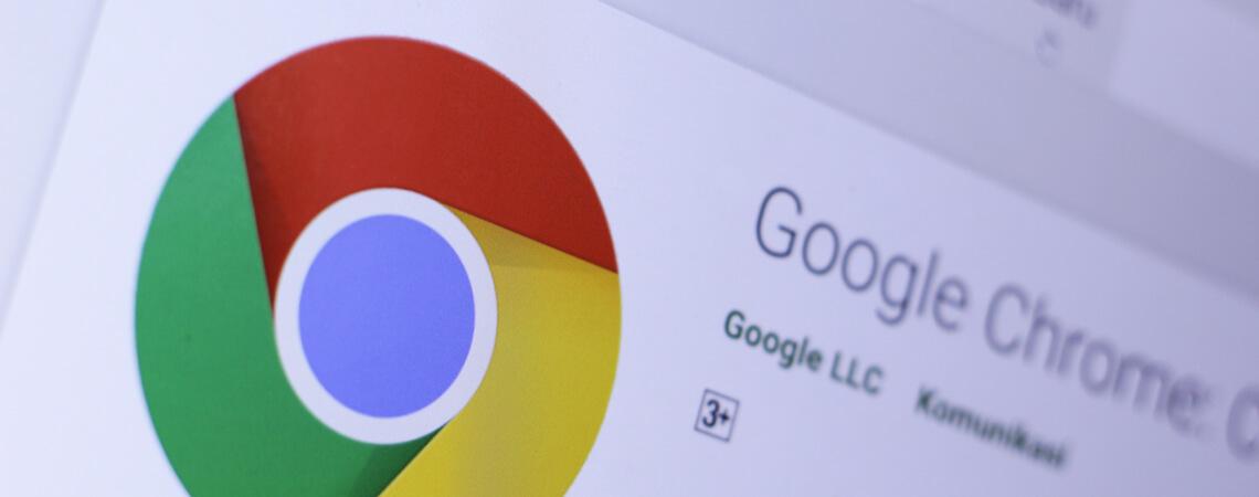 Chrome Browser von Google