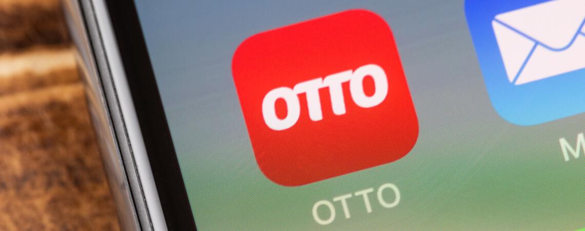 App des Modekonzerns Otto