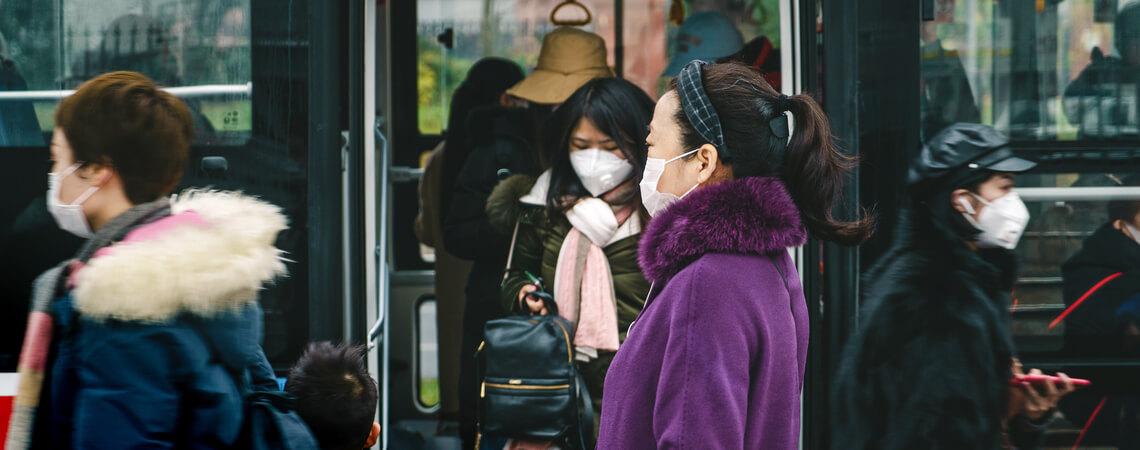 Coronavirus in China