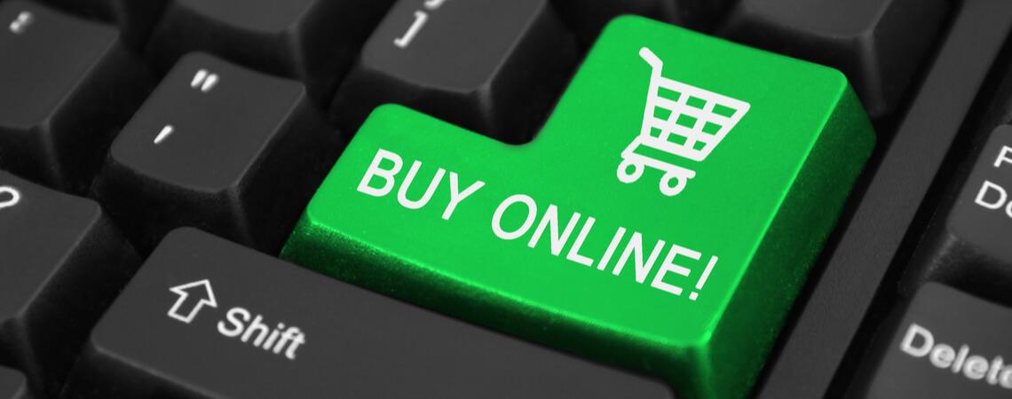 Online-Shopping Umweltschutz
