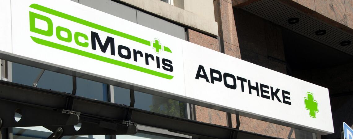 DocMorris-Filiale