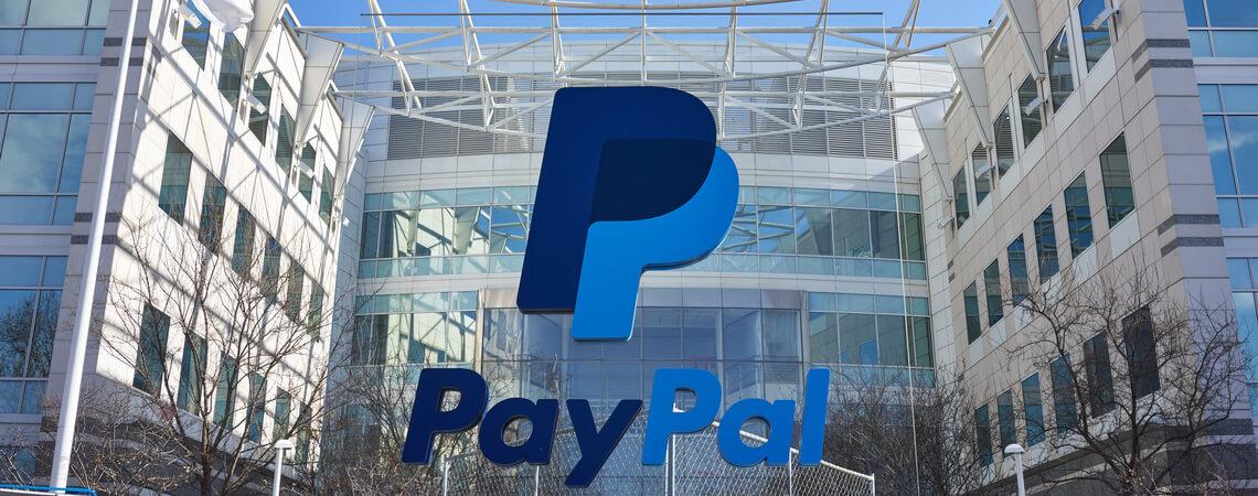 Paypal Standort USA