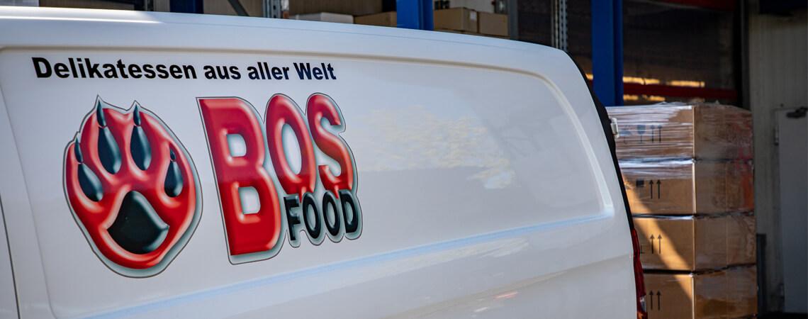 Bos-Transporter