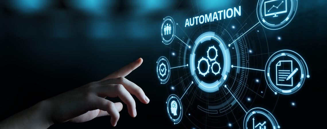 Marketing Automation Grafik