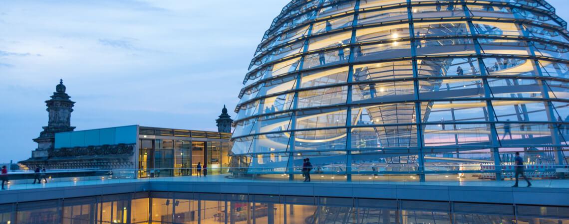 Kuppel des Bundestages