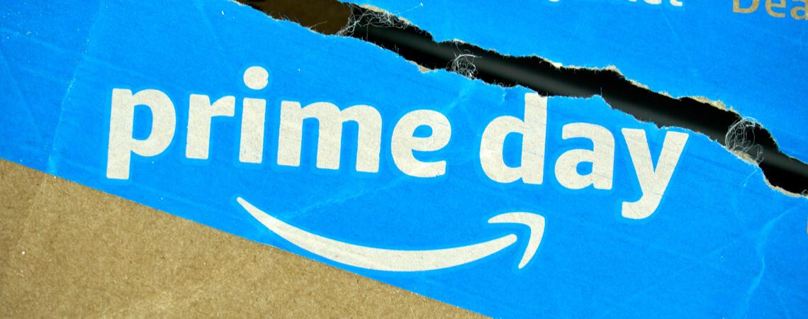 Amazon Prime Day Paket