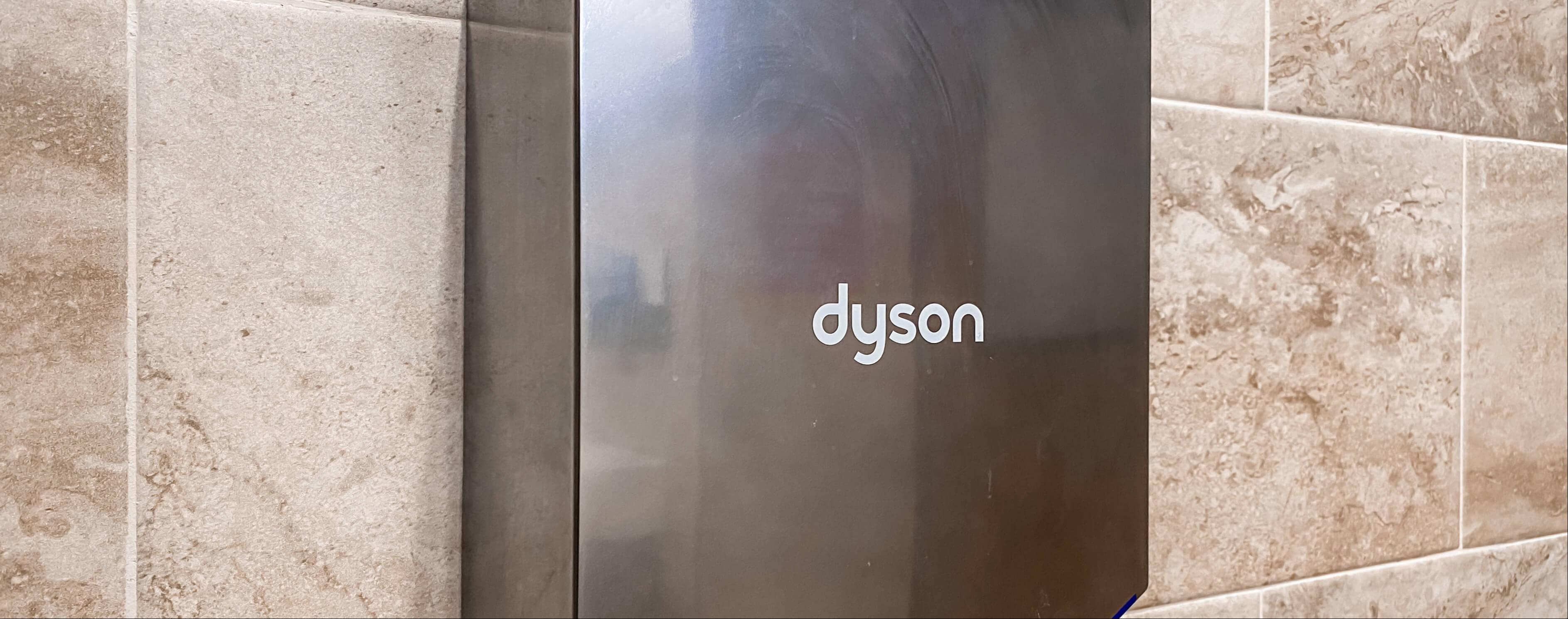 Handtrockner von Dyson