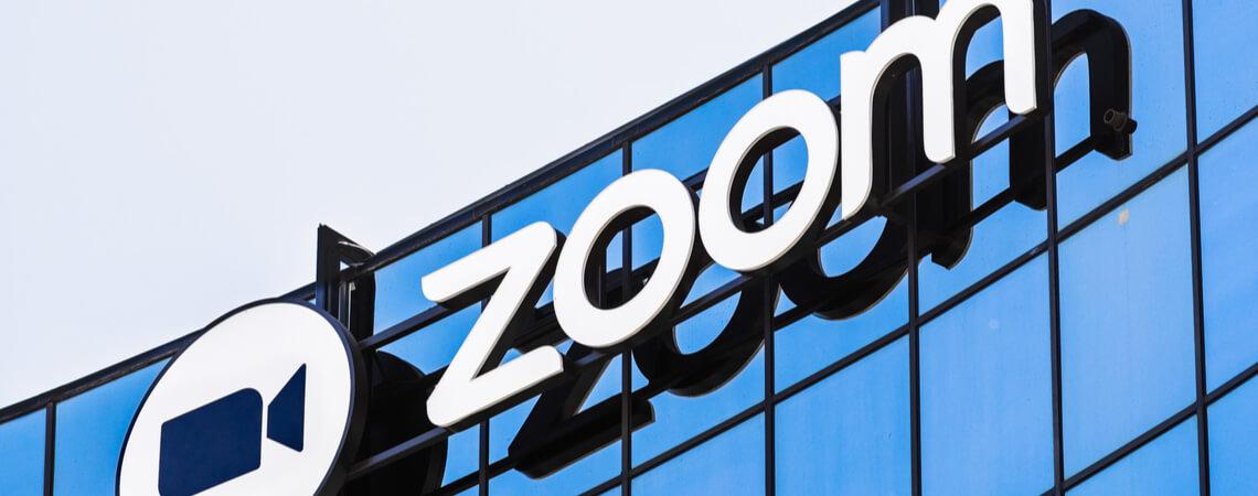 Zoom-Firmenlogo