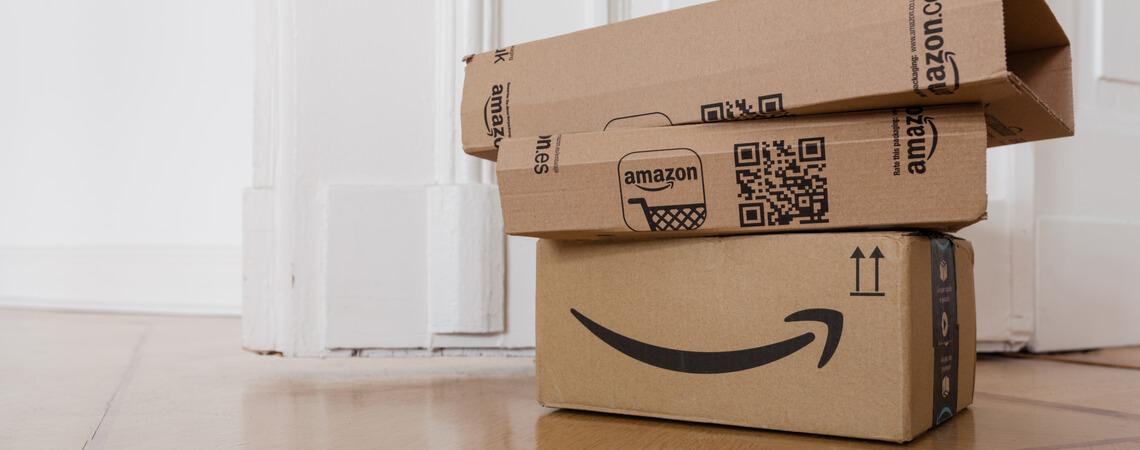 Amazon Pakete