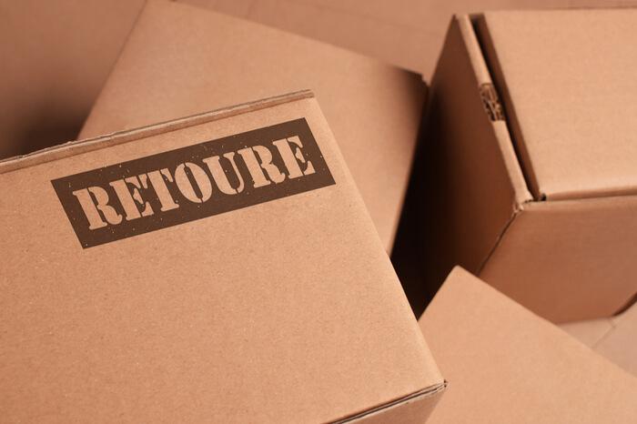 Retouren Pakete