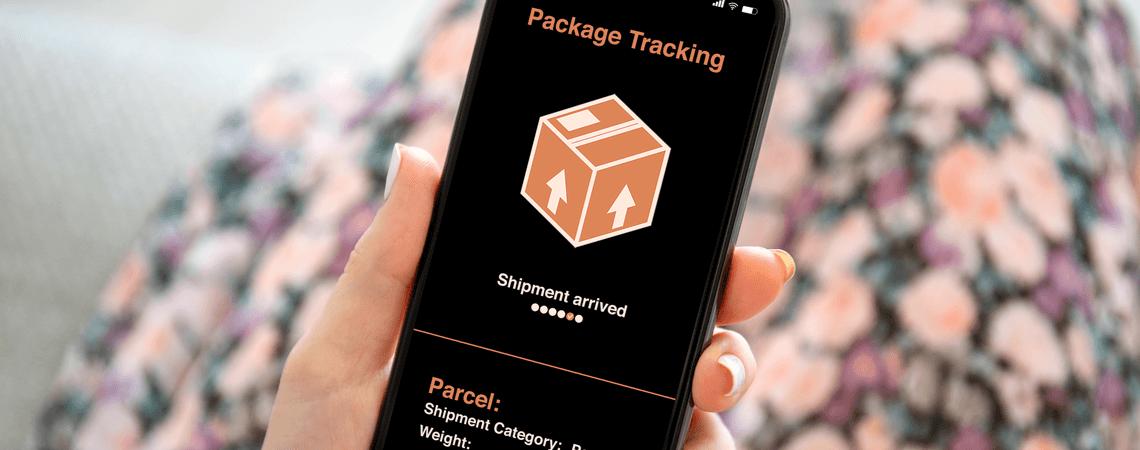 Pakettracking auf dem Smartphone