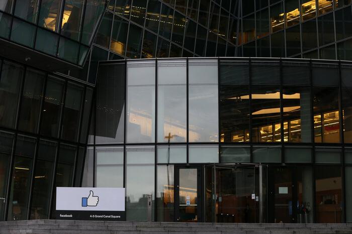 Facebook-Zentrale in Dublin