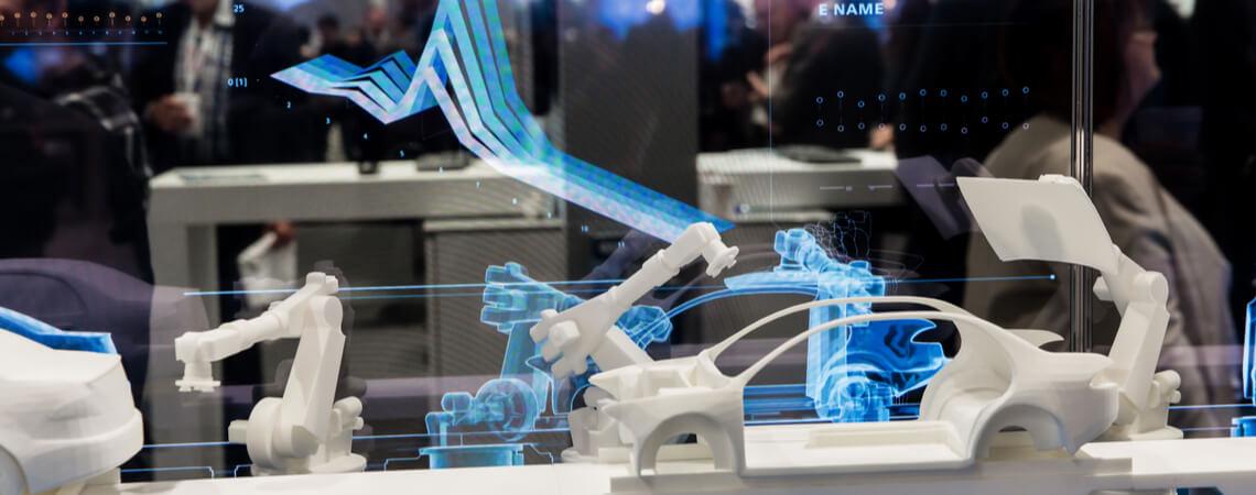 digitale Produktion