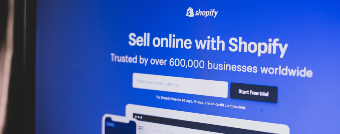 Shopify-Website
