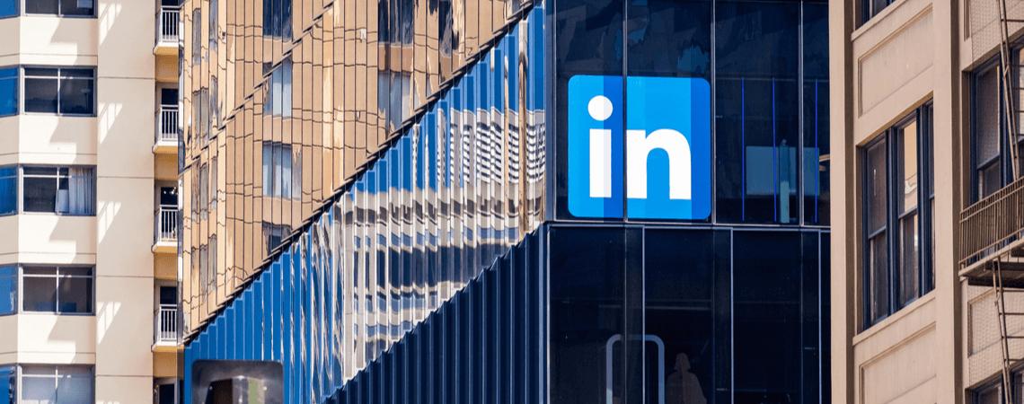 LinkedIn-Zentrale