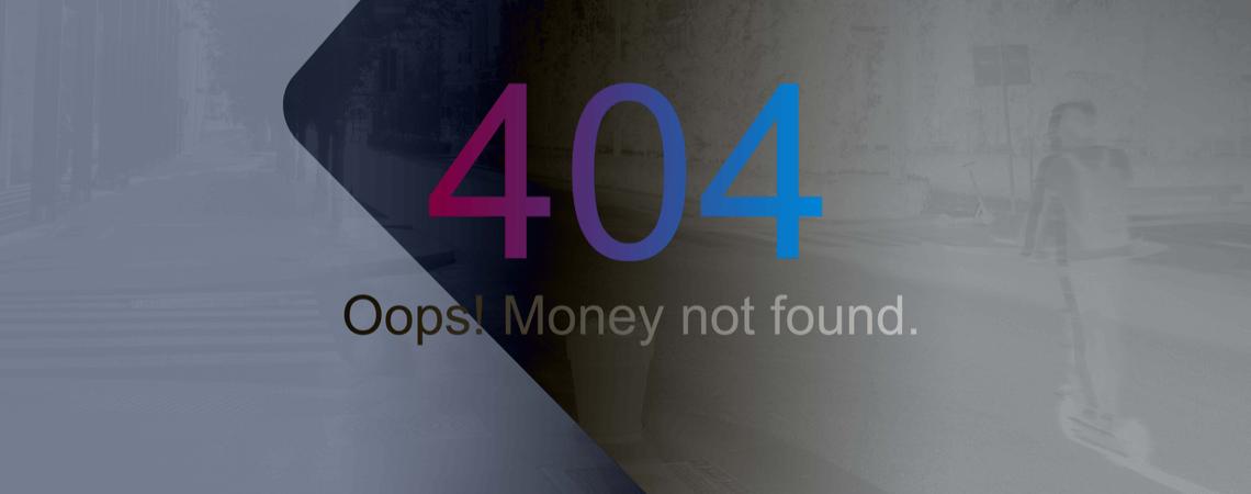 Wirecard - Money not found