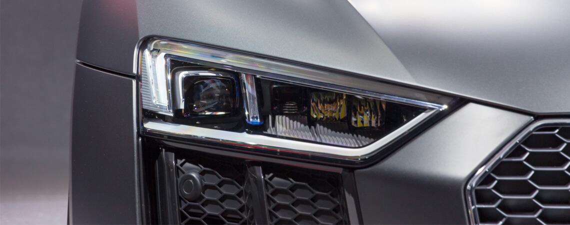 Audi Frontscheinwerfer