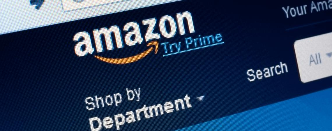 Amazon Seite