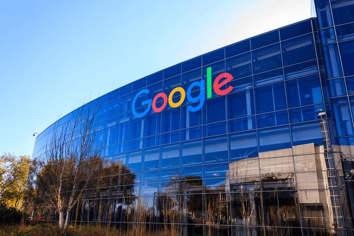 Google Hauptquartier in den USA