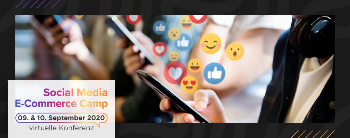 Social Media E-Commerce Camp 9. und 10.09.2020