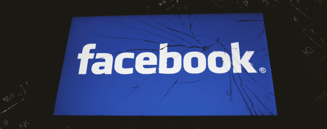 Facebook kaputt