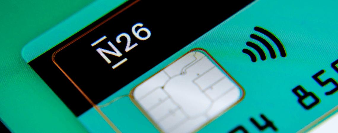 N26-Karte