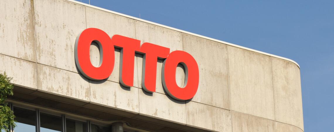 Logo der Firma Otto