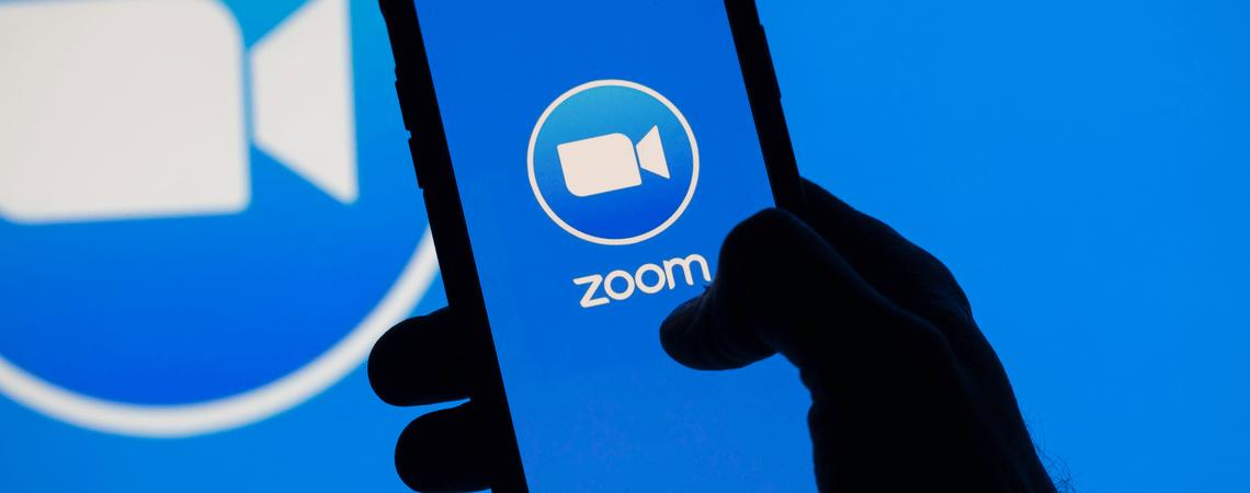 Zoom-App