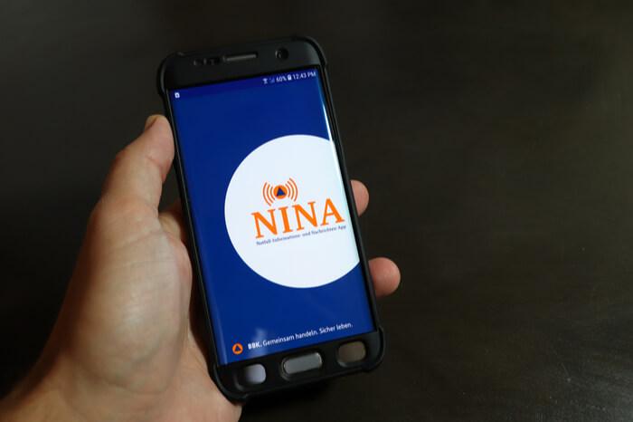 App NINA