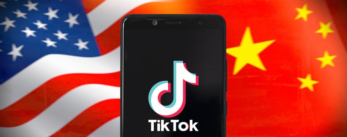 TikTok, USA, China