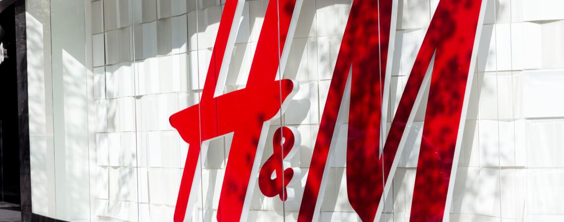 H&M Markenlogo