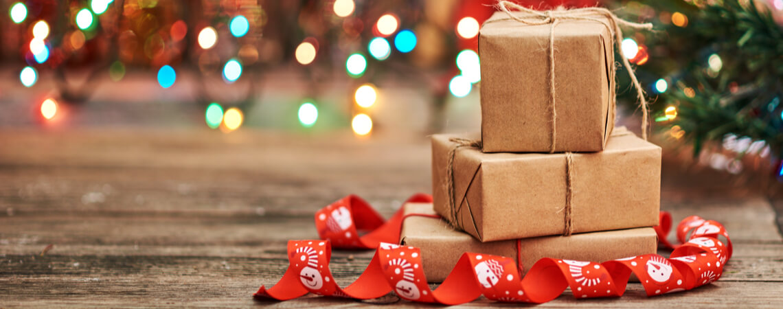 Weihnachtspakete